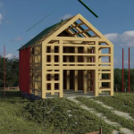 BarnRaising Associates web animation