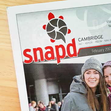 snapd Cambridge cover