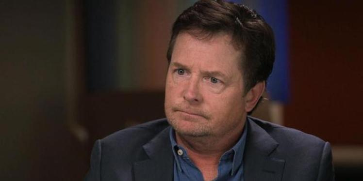 Michael J. Fox on CBS Sunday Morning
