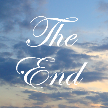 The End graphic